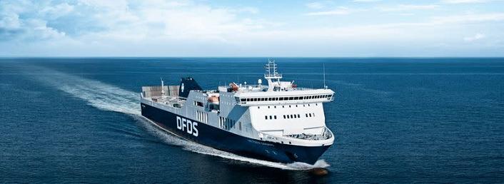 Fähre ins Baltikum DFDS