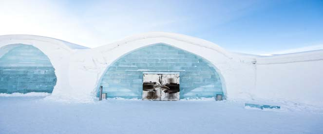 das eishotel in schweden lappland dem icehotel in. Black Bedroom Furniture Sets. Home Design Ideas