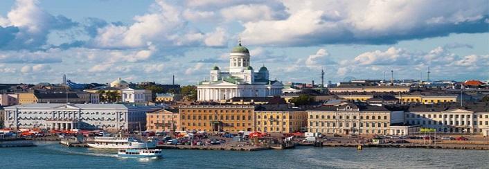 Städtereise Finnlines Helsinki