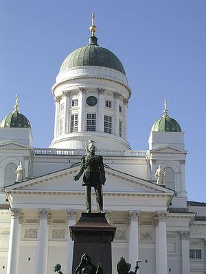 Städtereise nach Helsinki mit Finnlines