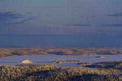 Silvester in Nord Finnland