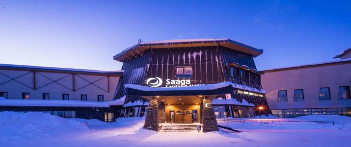 Hotel Ylläs Saaga Lappland