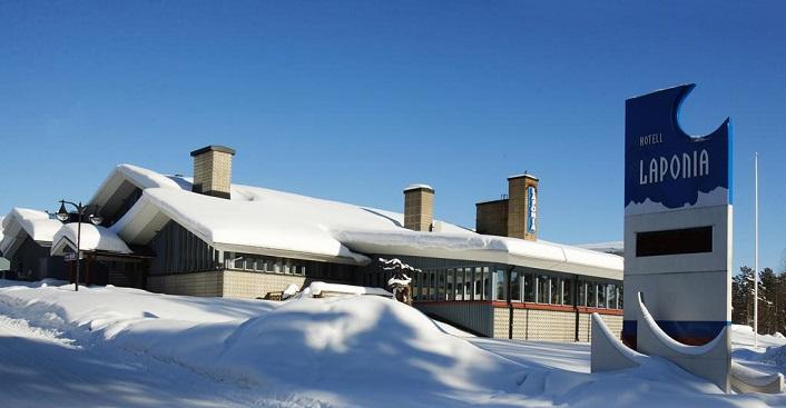 Winterabenteuer in schwedisch Lappland Hotel Laponia