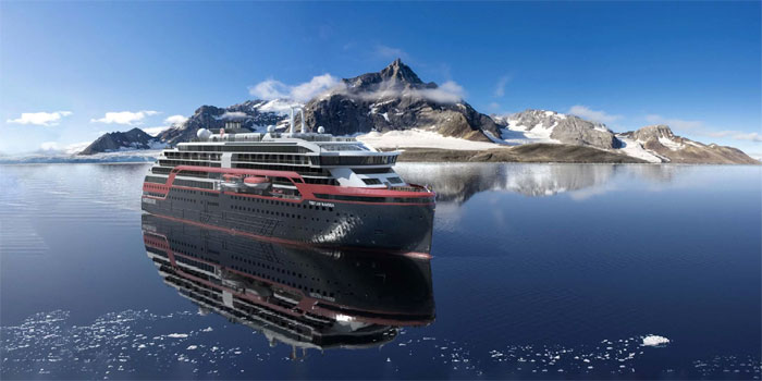 MS-Fridtjof-Nansen Hurtigruten