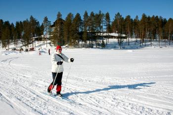 Langlauf Urlaub in Finnland