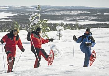 Silvester in Finnland Hotel Kalevala