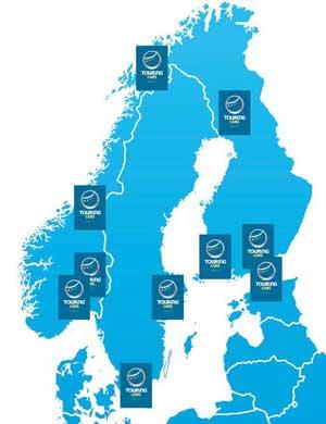 Wohnmbilvermietung Skandinavien Island Estland