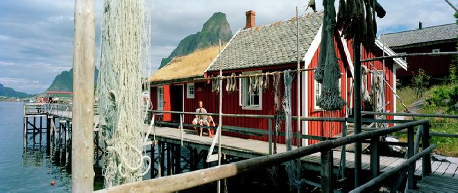 Busrundreise Lappland und Lofoten