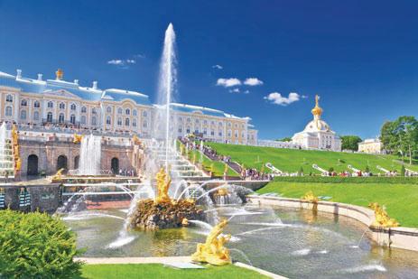 Kurzreise Stpetersburg Visumfrei Russland Stpeter Line