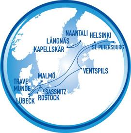 Fähre Rostock-Helsinki