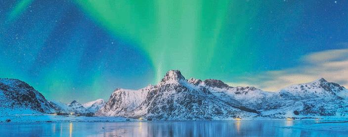 HAVILA Voyages-Nordlicher und Winterträume