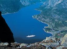 Autorundreise Norwegen