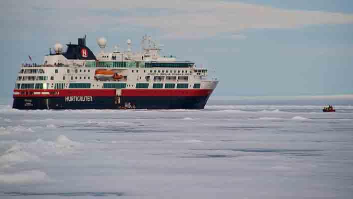 Expedition Seereisen Hurtigruten