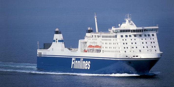 Finnlines Schiff