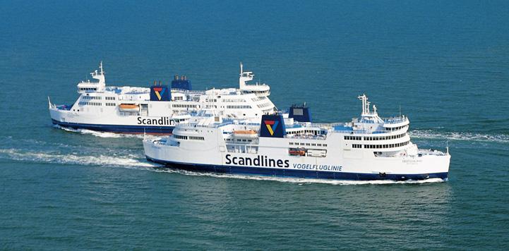 scandlines Schiff