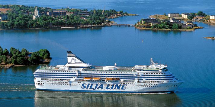 Schiff Tallink Silja