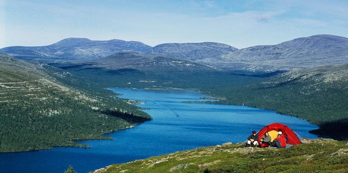 Autorundreisen Schweden Norwegen Finnland Island
