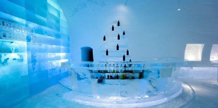 hochzeit im eishotel heiraten im icehotel in der. Black Bedroom Furniture Sets. Home Design Ideas