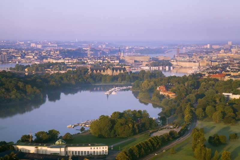 Kurzreise Stockholm