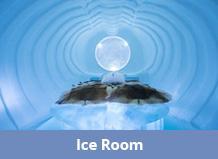 Das Eishotel in Schweden Lappland - dem Icehotel in Jukkasjärvi