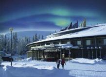 Silvester Aurora Nordlicht-Clubreise